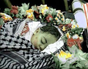 Die kleinsten Opfer in Gaza....