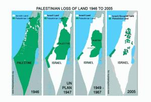 """Palästina"" das gestohlene Land"