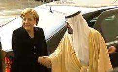1 Merkel & Abdullah