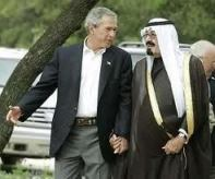 "The Bush-Saudi ""Friendship""."