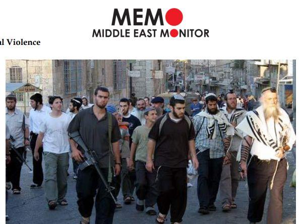 1 MEM settler violence