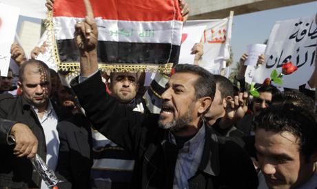Iraqis demand jobs5