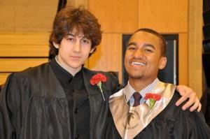 Dzokhar graduation