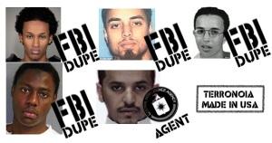 FBI faux terror