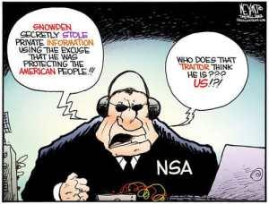 NSA  our job