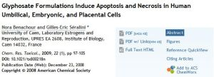 1 Seralini human cells apoptosis