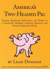 1 Two-headed pig