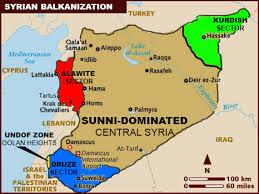 balkanization syria