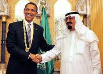 Obama abdullah