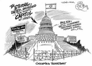 Zionist capitol