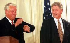 Jelzin u Clinton