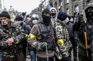 neo Nazis gladio style