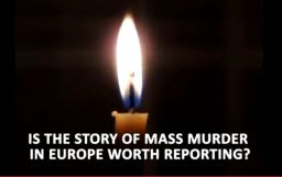 Mass Murder Odessa and  Media Silence in Europe