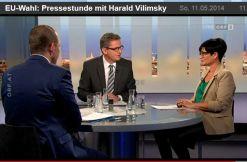 ORF pressestunde Vilimsky