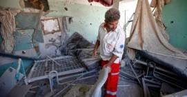 bombed Gaza_Al Aqsa hospital 2207