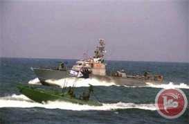 fisher boats attacked by IDF