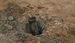 Gaza rockets Negev