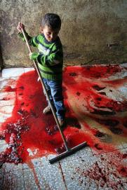 """Im """"Abschlachten"""" sind die Zionisten unerreicht ..."""