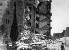 bombed King David Hotel 22 July 1946