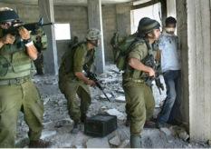 IDF human shields