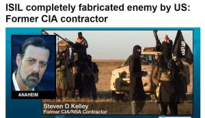 ISIS a creature of USaudIsrael