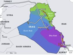 pipelines Iraq