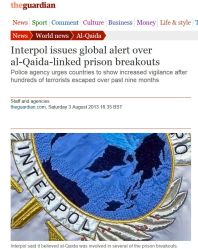 guardian interpol security alert Aug 2013
