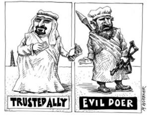 Saudis dual use