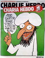 Charlie Hebdo 100 lashes