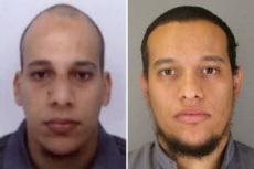 Charlie Hebdo suspects