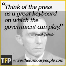 Goebbels Press