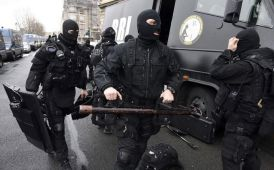 special forces hunting for TS Charlie Hebdo