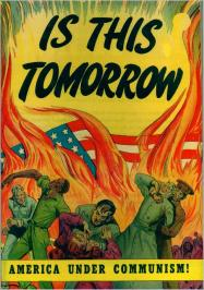 red menace propaganda