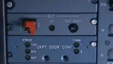 Cockpit door el control