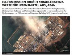 EU Kommission erhöht zulässige Rad in LM