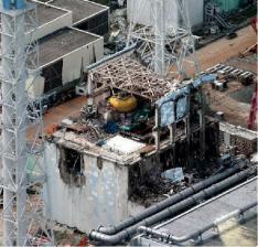 Fukushima the ruins