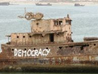 ruins of democracy