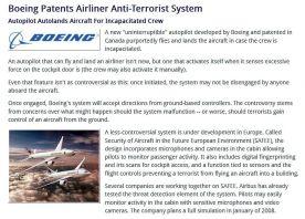 BOEING antiterror autopilot Dec 2006
