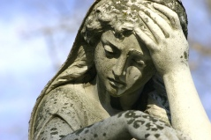 melancholy madonna