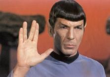 Mr. Spock Leonard Nimoy