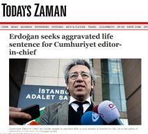 life sentence cumhuriyet