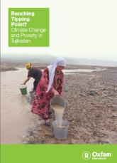 Oxfam poverty tajikistan