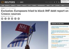 suppressed IMF report