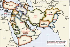 Projected-New-Middle-East-Map