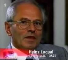 Heinz Loquai screenshot WDR Lüge Kosovo