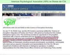 APA 1science of deception