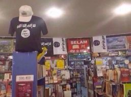 isis t-shirt in Turkey