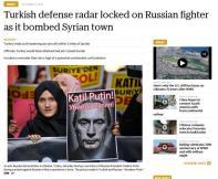 McClatchy Russan jet Turkish border Oct 5