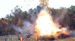 newburgh detonation dem
