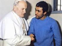 pope john paul II with patsy